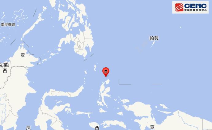 印尼北马鲁古省附近海域发生7.1级地震,未发布海啸预警