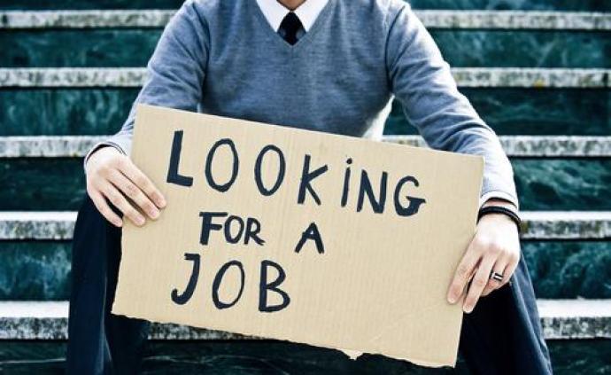 美国上周初请失业金187.7万人,累计近4300万人
