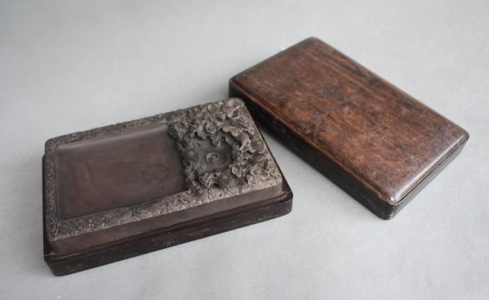 鑒賞|云龍奪珠端硯與六朝陶獸水盂,貴博藏了哪些文房珍寶?