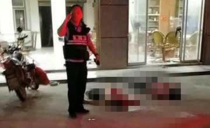 福建仙游發生兇案致3死7傷,目擊者稱嫌犯持刀無差別傷人