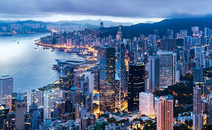 """人民日报海外版:美国""""制裁""""香港将自食恶果"""
