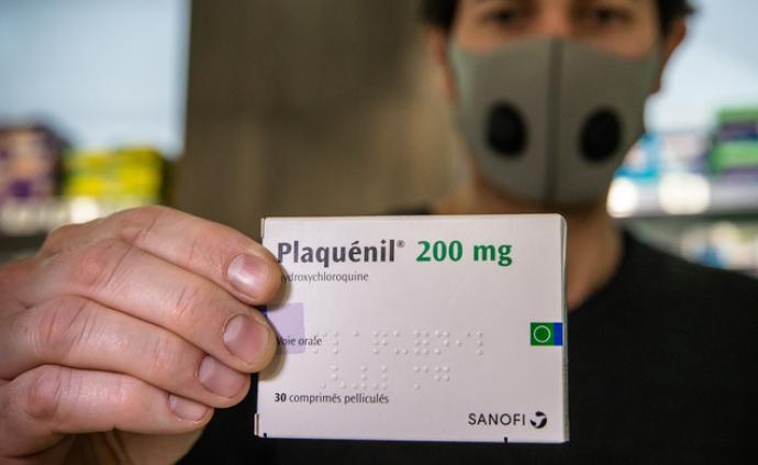 《柳叶刀》撤回氯喹对新冠无疗效论文,曾促使WHO叫停试验