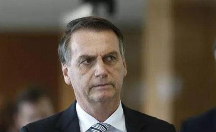巴西新冠確診病例數僅次于美國,博索納羅也威脅要退出WHO