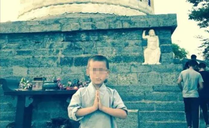 7歲男童武校內死亡,警方再出鑒定意見:頭部遭鈍性外力致死