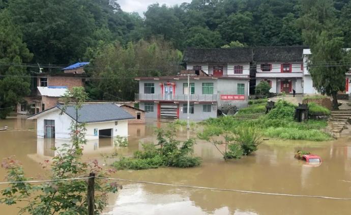 廣西等8省份強降雨已致176萬人受災、9人死亡5人失蹤