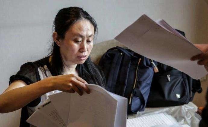 江歌母亲诉刘鑫案召开庭前会议,原告律师:被告方无一人出席