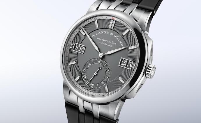对话朗格:打造充满活力且风格优雅的腕表
