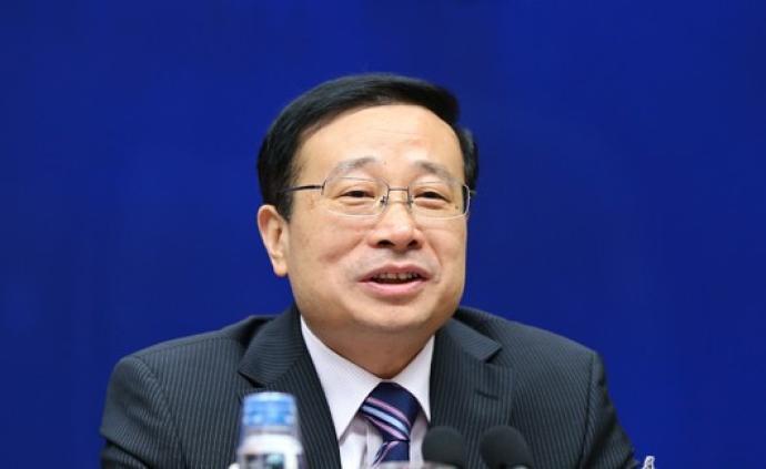 毛盛勇已转任国家统计局办公室主任,仍兼任新闻发言人