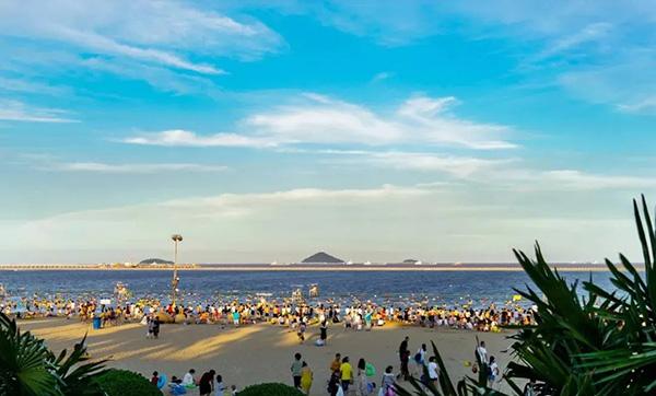 上海金山城市沙滩6月20日起开放,可首次体验帆船海钓_浦江头条_澎湃新闻-ThePaper