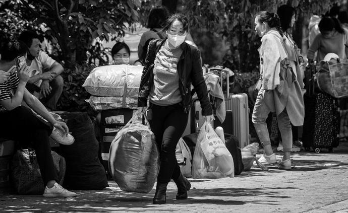 摄影记疫|雍和:上海呼吸(四)