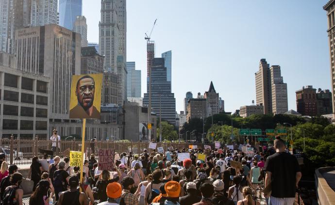 观察|抗议者、联邦和地方三方博弈,美国警务改革前景不明
