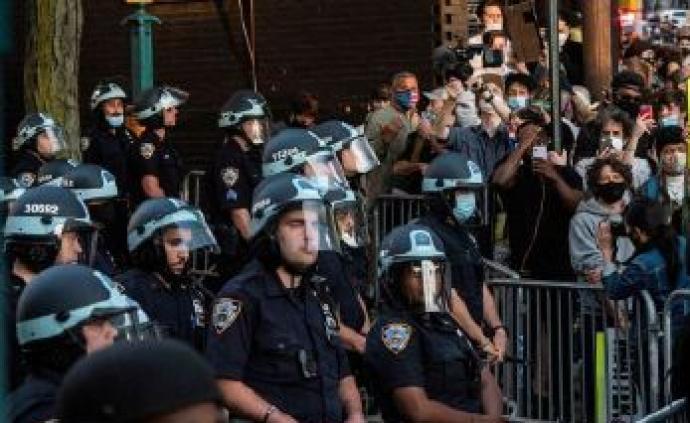 弗洛伊德事件之后,明尼阿波利斯已有至少7名警察辞职