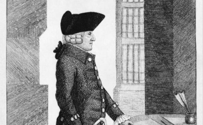 苏格兰史︱亚当·斯密的临终焚稿
