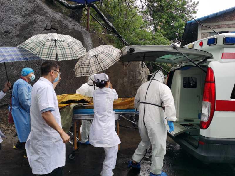 陜西燎原煤礦事故7名失聯人員已升井 均無生命體征