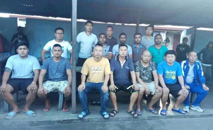 被困馬達加斯加的中國船員:510天,病毒比自由來得更早