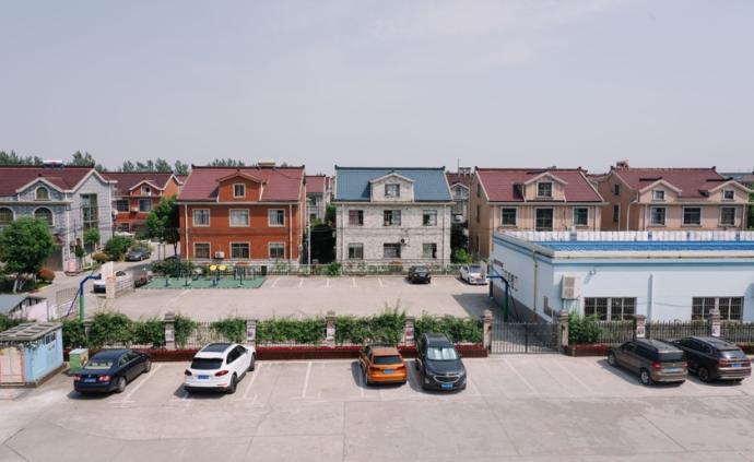 后疫情社区·融合 封闭社区里,仍有生长中的公共空间