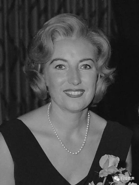 1962年时候的Vera Lynn