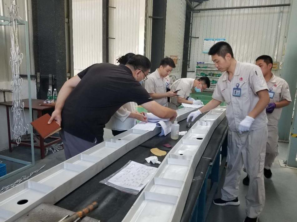 中国民企自研通用飞机GA20首个关键件翼梁通过制造符合性检查。
