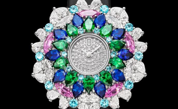 一表一世界,高級珠寶腕表講述的璀璨物語