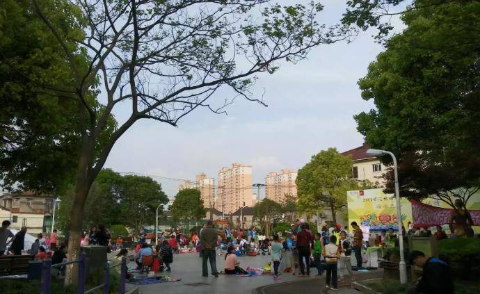 后疫情社區·融合|陪伴孩子成長的社區跳蚤市集