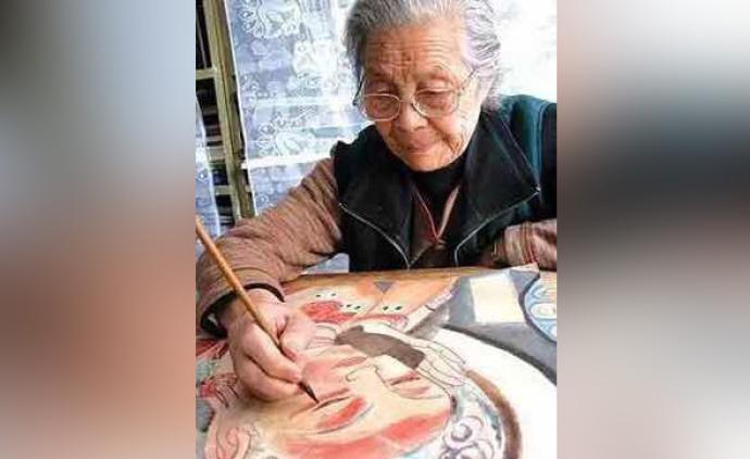 徐悲鸿入室弟子、敦煌研究学者万庚育逝世,享年99岁