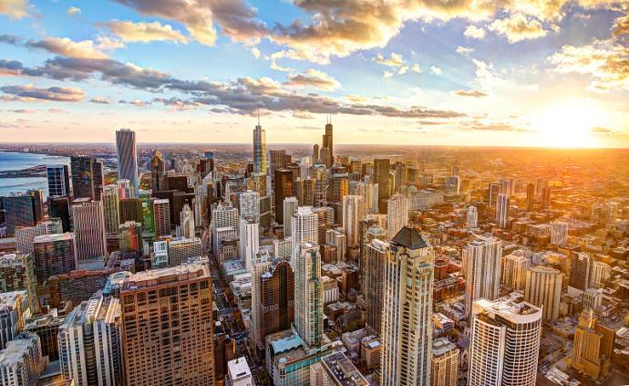 """杨长云评《自然的大都市》︱塑成""""芝加哥""""的乡村与城市"""