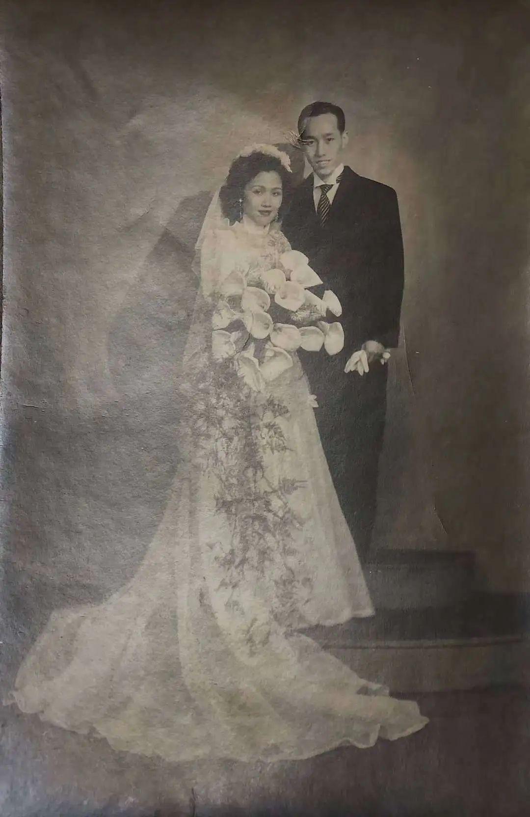 郑德仁先生与太太
