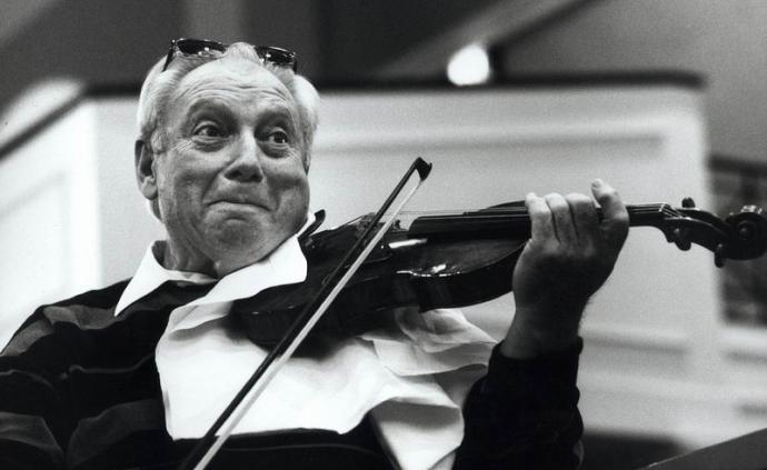 萊布雷希特專欄:小提琴家斯特恩的多重生活