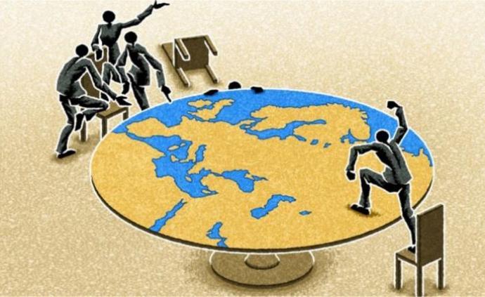 西北望|新东西方与国际秩序之争