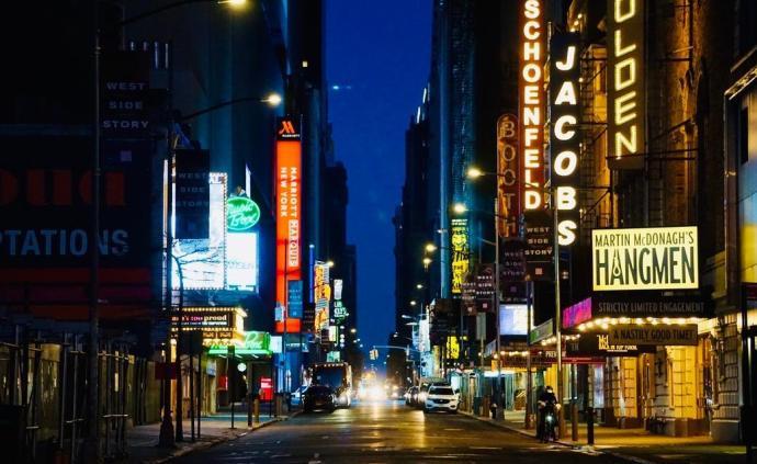 美国纽约百老汇停演延长至2021年