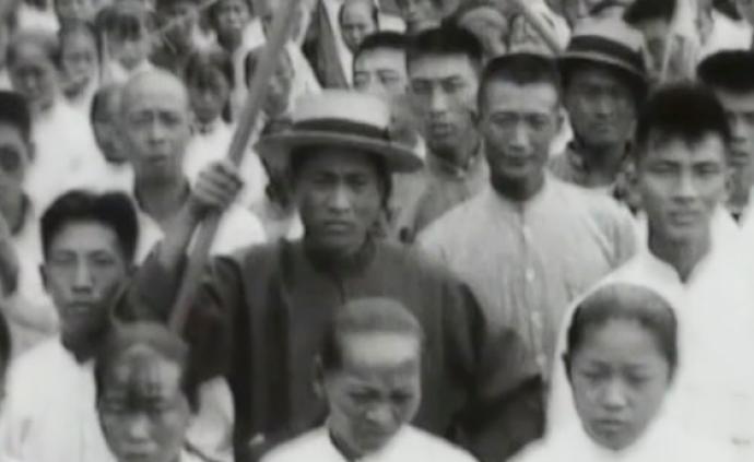 """""""珍贵党史影像档案""""上线,首次发布中共早期领导人影像"""