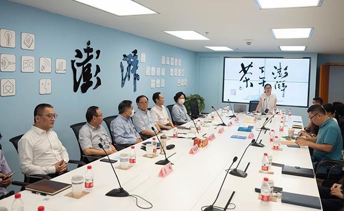 必威亚洲备用网下午茶|上海如何成为内外双循环节点与枢纽型全球城市