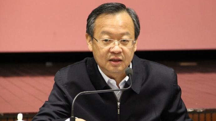 陈建文出任中央和国家机关工委副书记