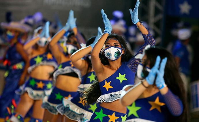 早安·世界|巴西新冠疫情持续恶化,民俗艺术节改线上直播