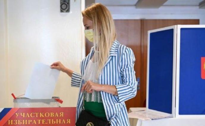 俄中央选举委公布宪法修正案第二阶段投票结果:超七成赞成