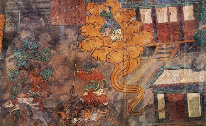 从永乐宫重阳殿地狱图像榜题看全真教的冥界信仰