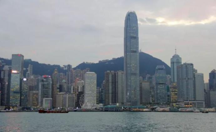 香港特区政府商经局局长邱腾华:香港国安法可增投资者信心