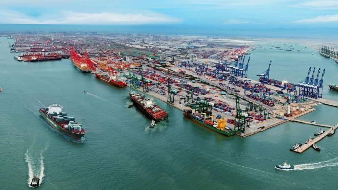 海关总署:进一步放宽加工贸易内销申报纳税办理时限