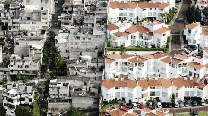 占屋史|墨西哥城:從成功改造貧民窟到排斥底層
