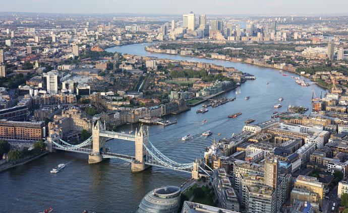 何怀宏:泰晤士河曾千帆竞发,这里有文明演变的风景
