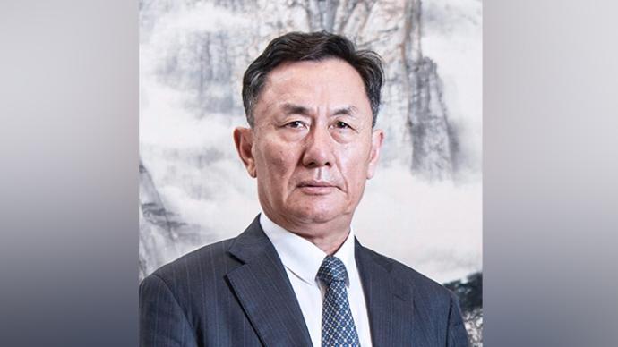 耿文兵即将离任中国驻瑞士大使