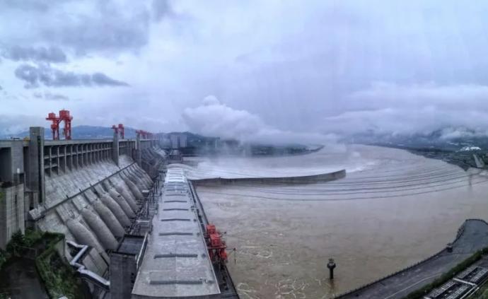 削峰三成!三峡水库有效拦蓄长江2020年第1号洪水