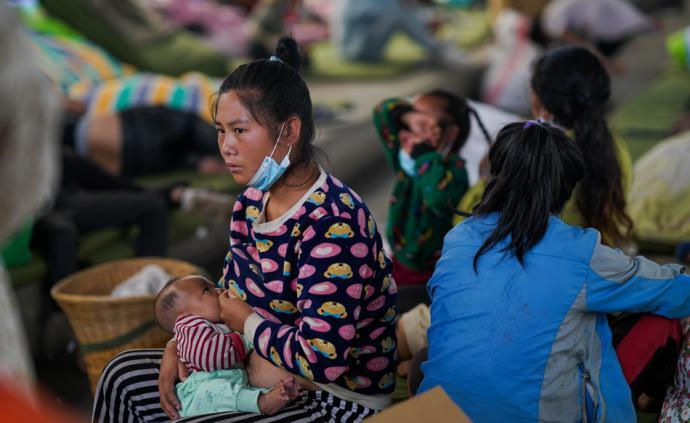 多图直击|四川冕宁特大暴雨灾害:安置5630余名受灾民众