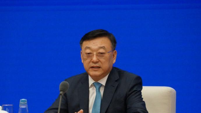 福建原省长唐登杰已出任国家发改委党组副书记