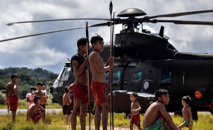 早安·世界|巴西:新冠病毒向亚马孙雨林原住民村落扩散
