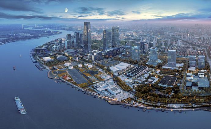 """上海""""沉睡""""地块启动唤醒计划:4.5万平方米项目率先揭牌"""