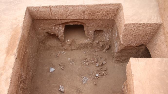 陕西发现规模最大、最完整隋代墓园兆域,为隋代王韶家族墓园