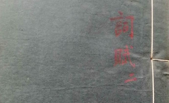 深柳堂读书记︱高步瀛未刊批点本《词赋选》