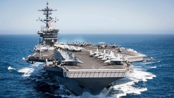 美媒:美军多艘航母或改名,华盛顿号也位列其中