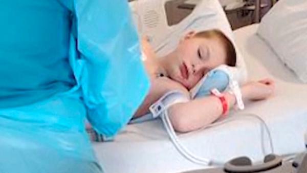 美研究:至少285名美国儿童患上新冠相关炎症综合征